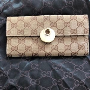 100%Original Authentic Gucci Wallet for Women